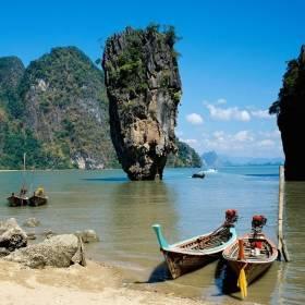 Fotografie Phang Nga Bay