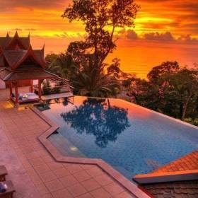 Nabídka ubytování v Thajsku